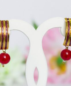 Regular Meenakari Studs
