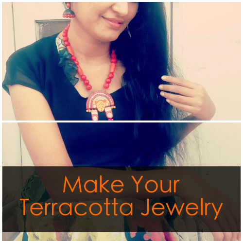 Make Terracotta Jewellery
