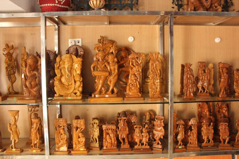 Indian handicrafts