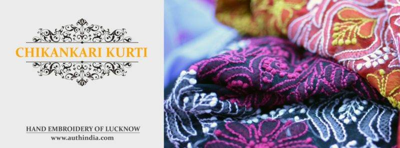 Chikankari of Heritage City