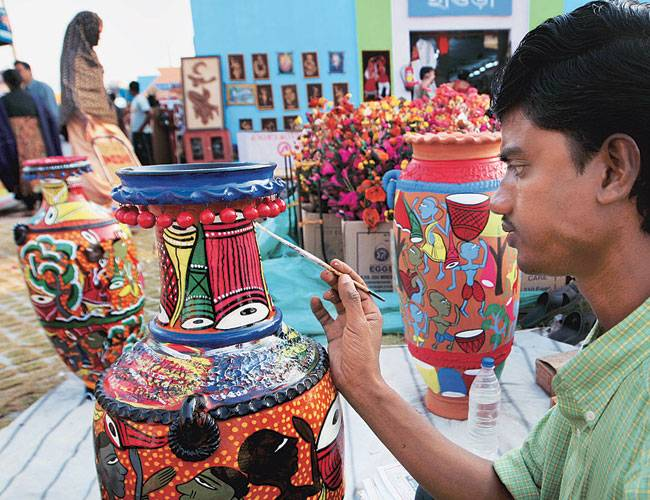 Persona Of Indian Crafts